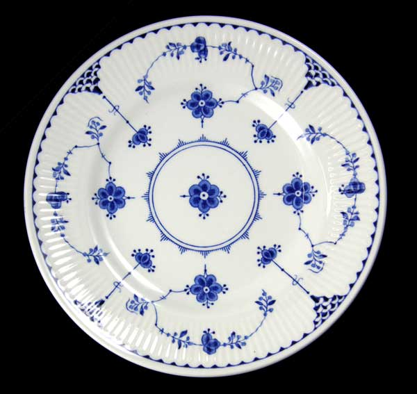 Famous China Patterns blue denmark